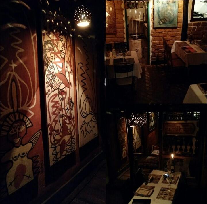Casa Ad'vinho, melhor restaurante em Lavras Novas, MG