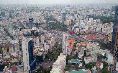 Cidade de Ho Chi Minh (antiga Saigon)