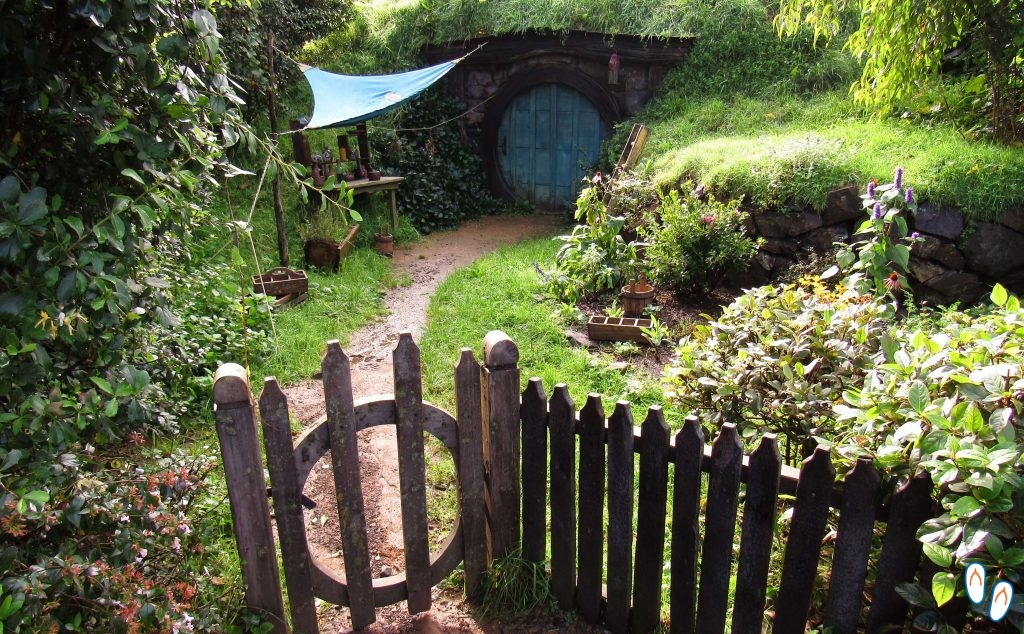 Hobbiton, Ilha Norte NZ