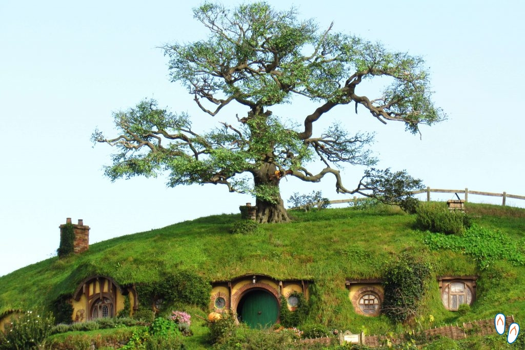 Hobbiton - The Shire (LOTR)