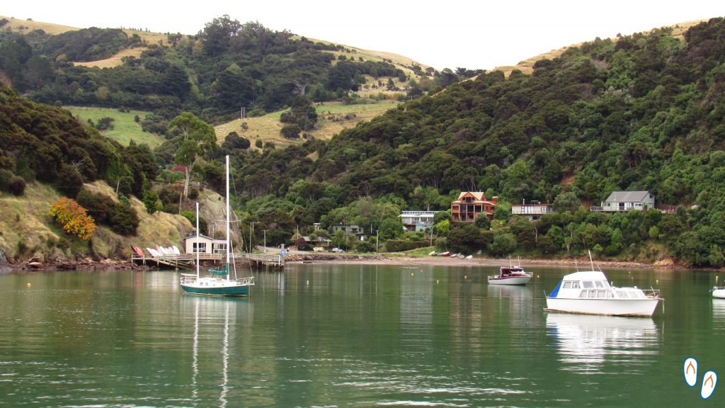 Akaroa, Banks Peninsula, NZ