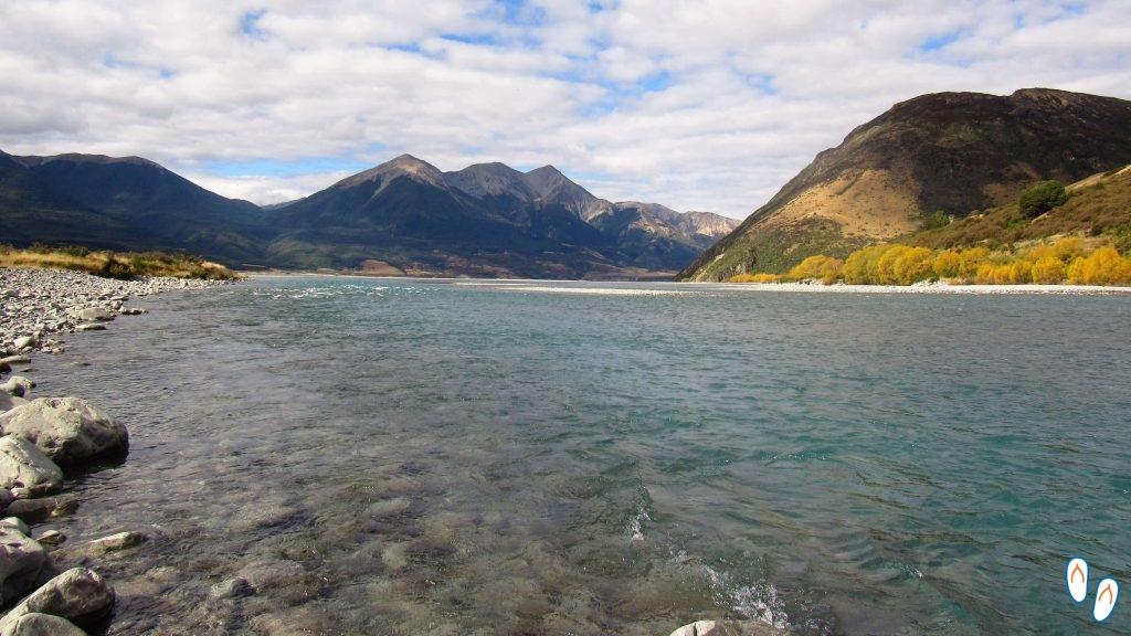 Arthur's Pass, Waimakariri River, NZ