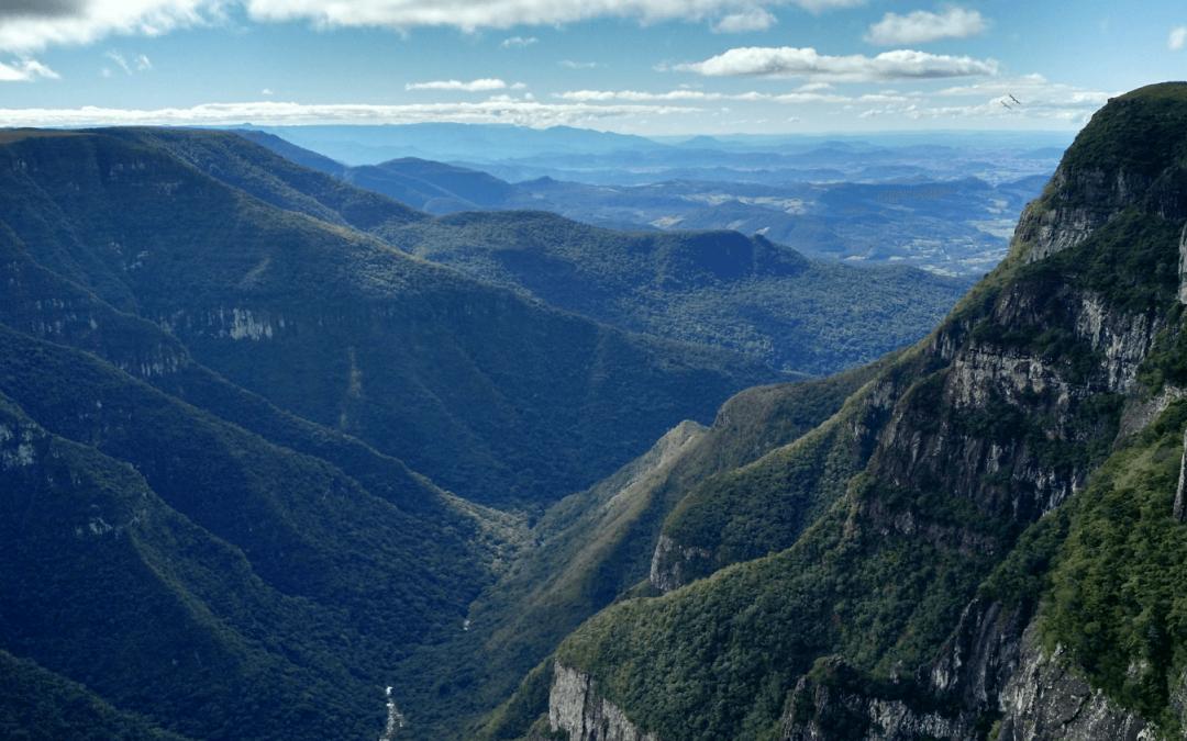Conhecendo os Cânions da Serra Gaúcha