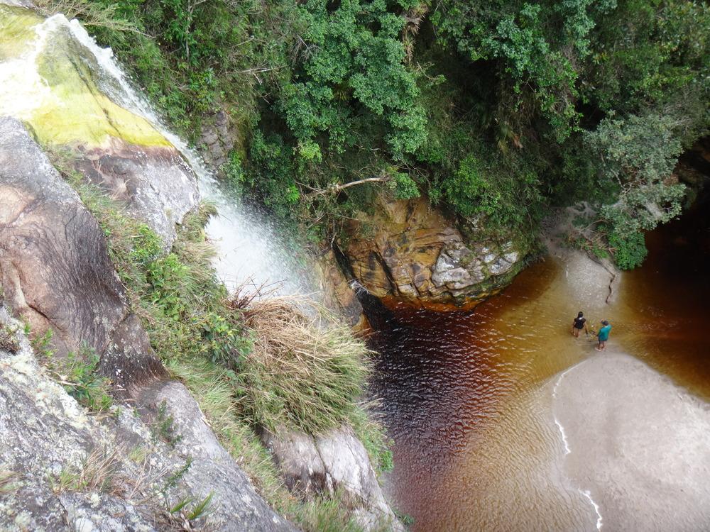 Cachoeirinha, no Parque Estadual do Ibitipoca