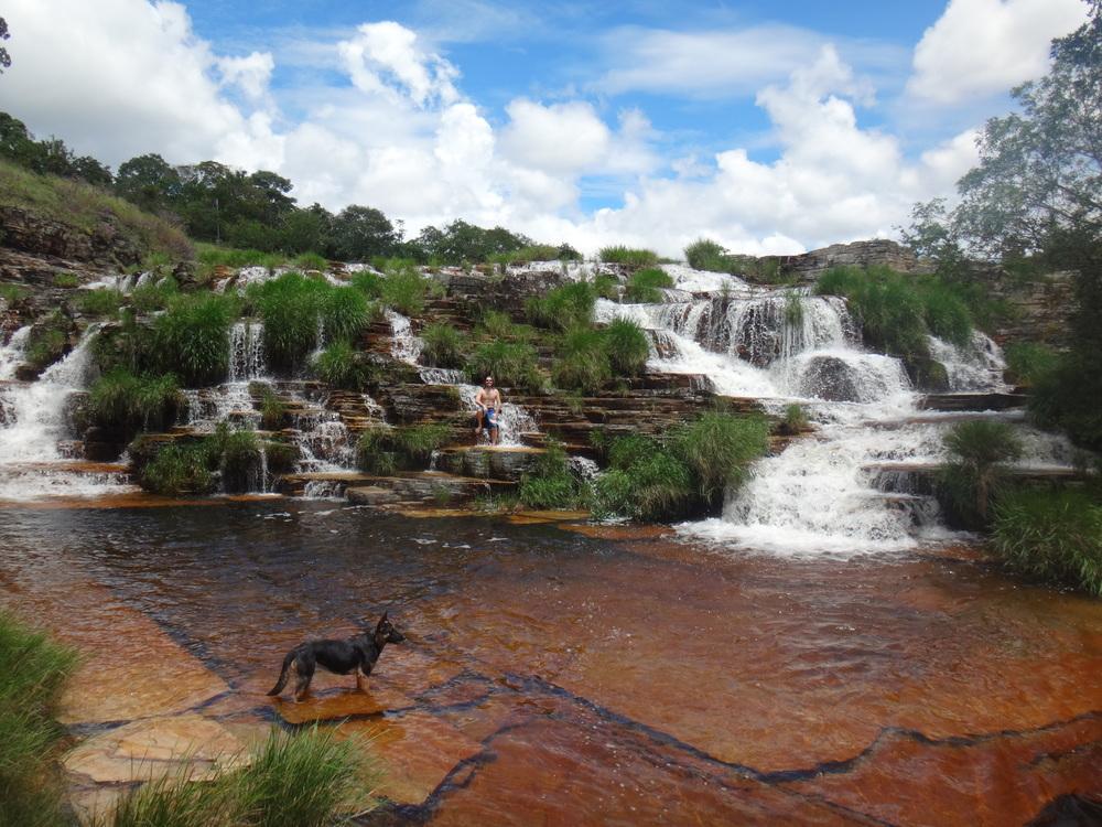 Cascata Eco Parque, em Capitólio, Minas Gerais