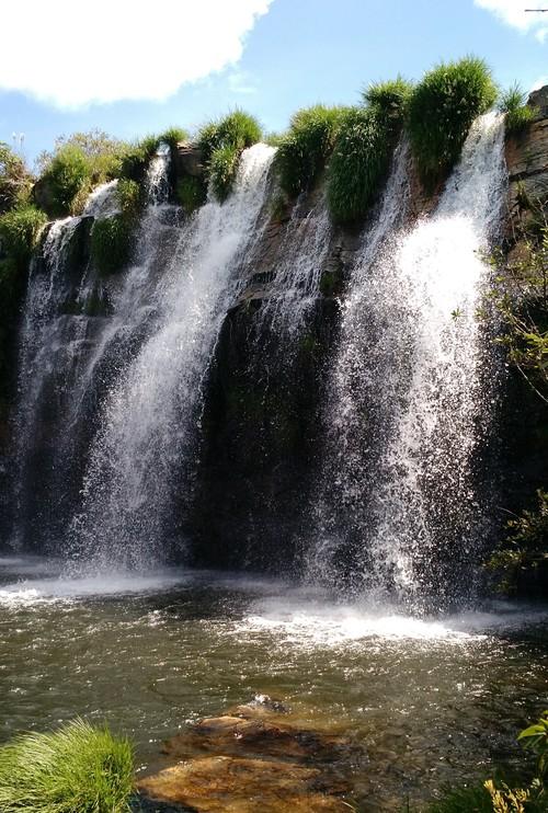 Cachoeira da Gruta, Complexo do Claro, Delfinópolis, MG