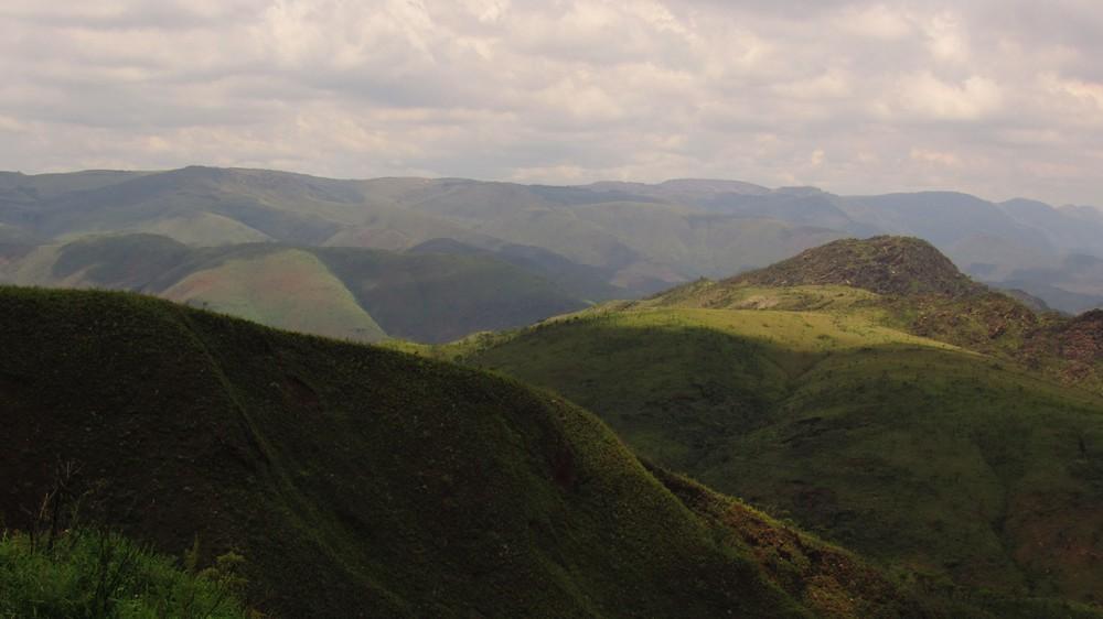 parque estadual da serra do rola moça, minas gerais