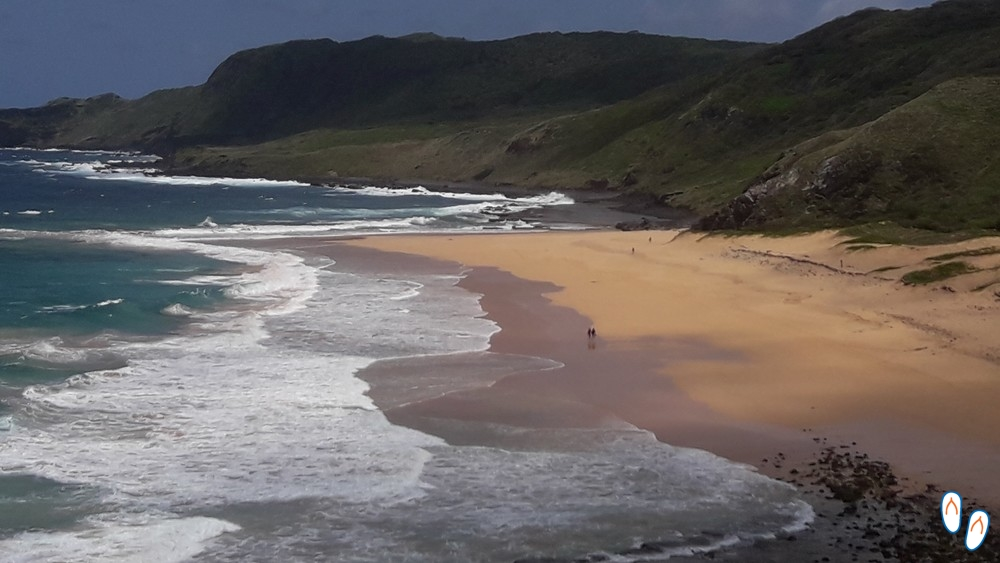 Mar de fora, Fernando de Noronha