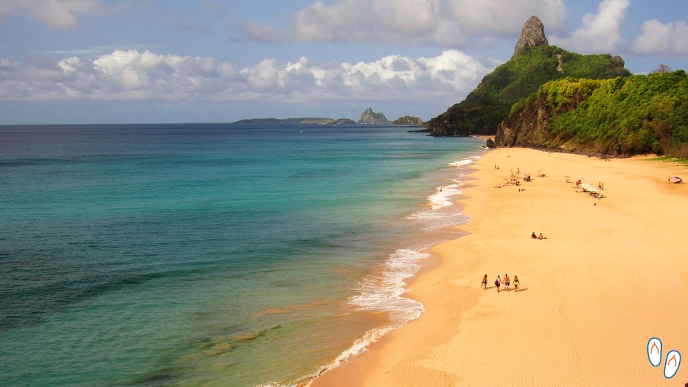 Praia Cacimba do Padre, Fernando de Noronha