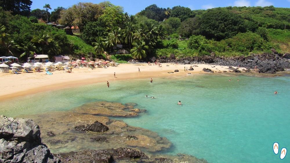 Praia do Cachorro, Noronha