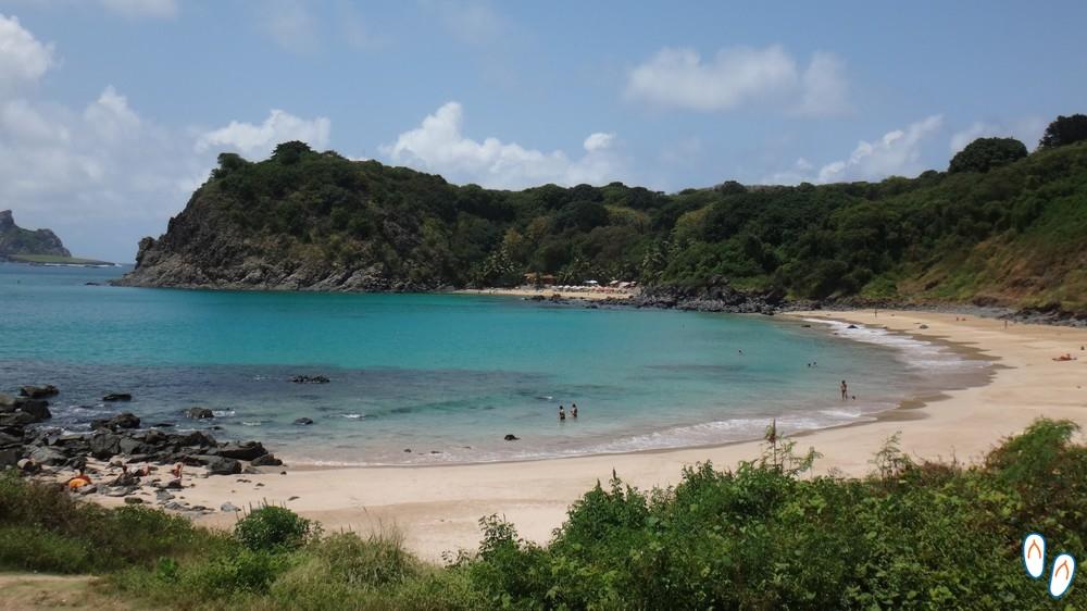 Praia do Meio, Fernando de Noronha