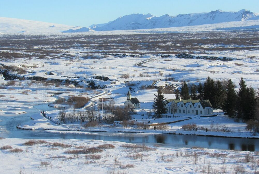 Islândia e a Aurora Boreal